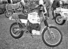 [Paris Dakar 1985] KTM 500 GS
