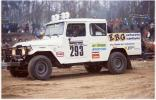 Photo TOYOTA HJ 45 Bosteels assistance